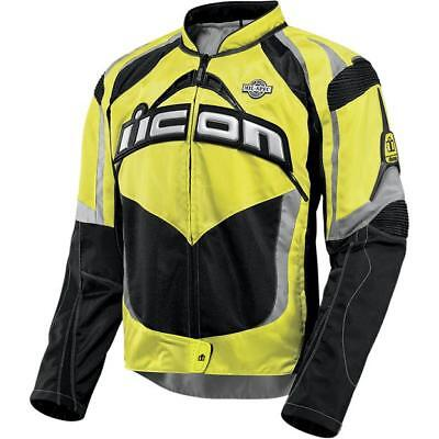 Icon 2820-1842 Contra Military Spec Jacket Md Yellow