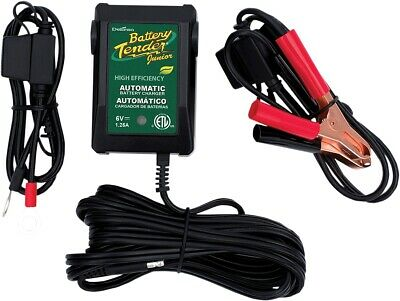 Deltran Battery Tender Junior 6V Maintainer Jr / 6 Volt 1.25 Amp 022-0196