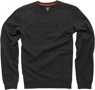 Alpinestars 103651006-10L Recognized Hoodie L Black