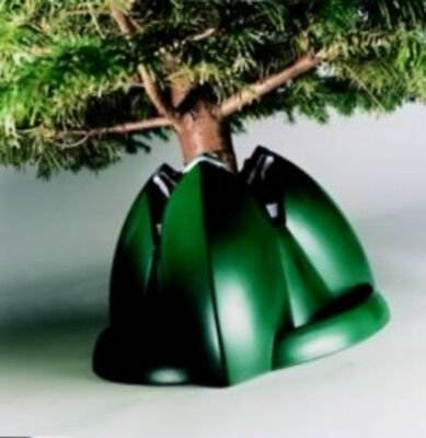 SuperGrip Christmas Tree Stand - To Fit 3' to 8' - Green #8C108