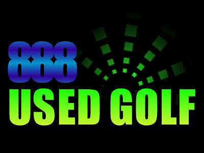 Offering: VANITY TOLL FREE NUMBER (888) USEDGOLF or (888) USEDGOLD