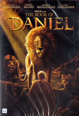 NEW Sealed Christian Biblical Drama WS DVD! The Book of Daniel (Robert Miano)