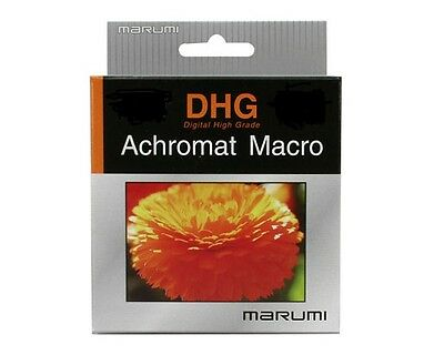 Marumi 72mm DHG Achromat Macro 200(+5) Filter For Canon Nikon Sony Olympus Japan