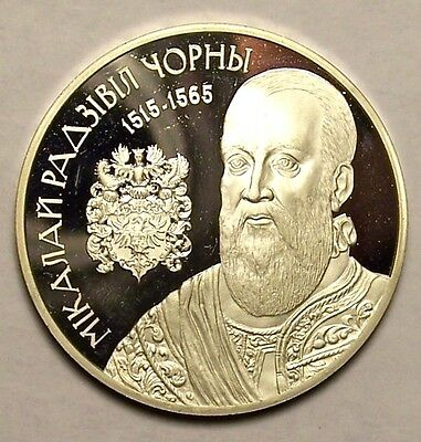 Belarus 2015 20 Roubles silver coin