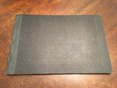 KF) 1940 The First National Bank of Newport News Virginia Check Checkbook Ledger