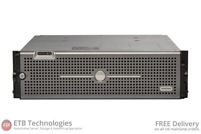 Dell PowerVault MD3000 - 15 x 600GB 15k SAS, Dell Enterprise Class HDD, Rails