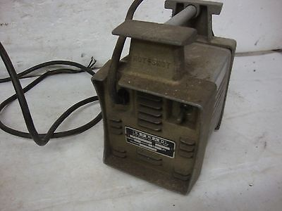 1950s 1960s HEATER VINTAGE DRIVE-IN THEATER CAR HEATER MANCAVE AUTO MEMORABILIA