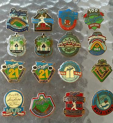 Los Angeles Dodgers Unocal 76 (16) Pins