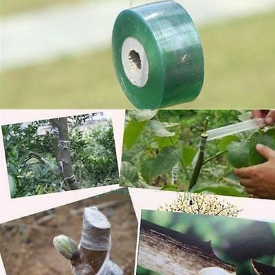 2.5/3/5CM Nursery Grafting Tape Roll Stretchable Self-adhesive Degradable Green