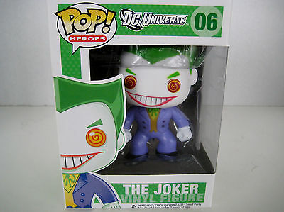 Funko Pop Marvel Series THE JOKER #06 Vinyl Figure IN STOCK