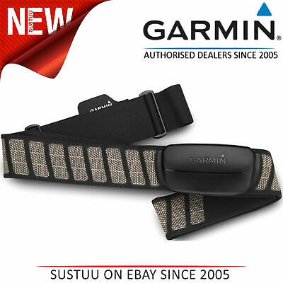 Garmin Premium Heart Rate Monitor & Soft Strap│HRM Replacement Edge Forerunner