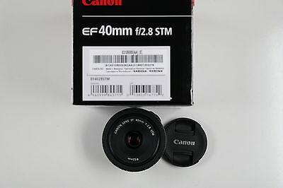 Canon EF-S 24mm 2.8