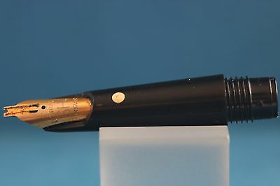 Vintage Osmiroid Easy Change Calligraphy Fountain Pen Nib Unit, SH4