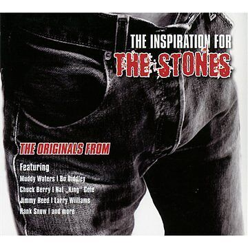 The Inspiration for the Stones von Various Rock | CD | neu