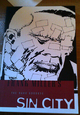 Sin City: The Hard Goodbye: by Frank Miller 2005, Paperback Volume 1