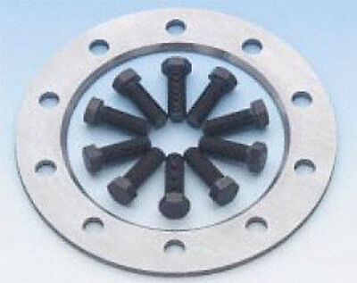 """GM 8.5"""" 10 Bolt Chevy Ring Gear Spacer w/ Bolts - 908A Rearend Carrier Gears NEW"""
