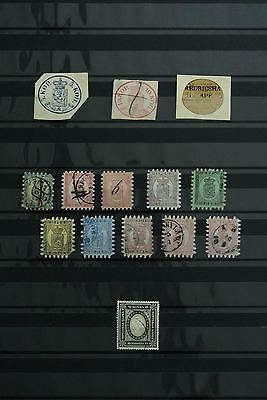 Lot 27093 Collection classic stamps of Finland.