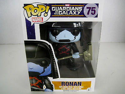 Funko POP Marvel #75 Ronan Guardians of the Galaxy IN STOCK