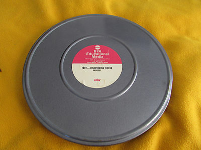 Vintage Movie Bfa Educational Discovering Colors (Revised) 16Mm Film