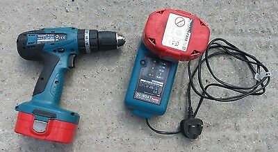 Makita 8391D Cordless Drill With Charger and 2 Batteries