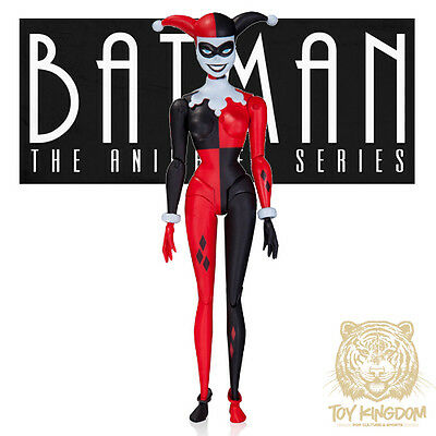 "HARLEY QUINN DC Collectibles Batman The Animated Series/New Adventures 6"" Figure"