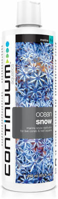 CONTINUUM OCEAN SNOW FOR REEF AQUARIA (High Quality Coral Food )