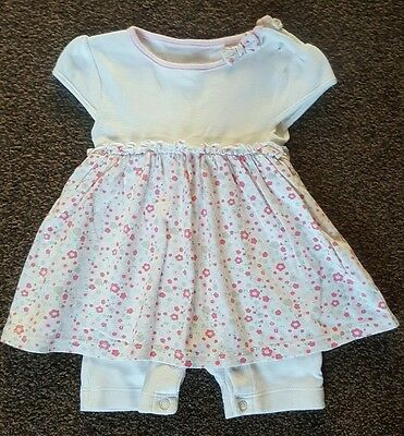 Baby Girls Dress & Shorts 0-3 Months