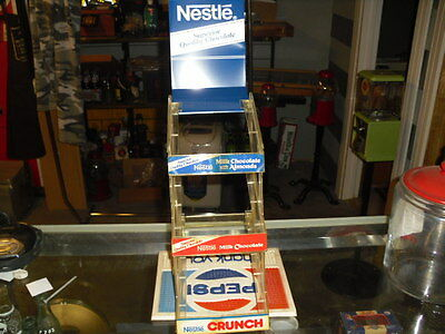 Nestles Candy display rack new in box