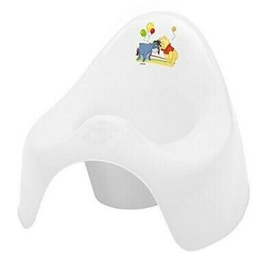 Disney Winnie the Pooh with Eeyore Potty Toilet Training Nappy Nappies Toddler