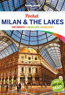 Milan and the Lakes LONELY PLANET Pocket GUIDE - Milan