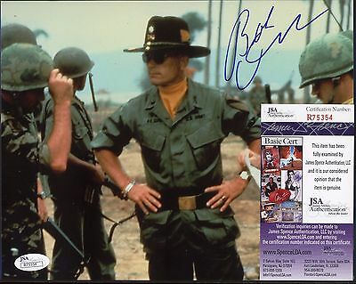 Robert Duvall Apocalypse Now Signed 8x10 Photo JSA COA AUTO Autograph