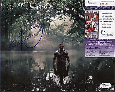 Tom Hardy Taboo Signed 8x10 Photo JSA COA AUTO Autograph