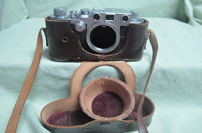 Vintage 1949-50 Leica IIIc Camera Body only