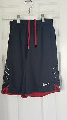 Nike Dri Fit Boys Athletic Shorts Size Medium!!