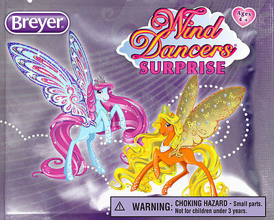 Breyer Wind Dancers Surprise Blind Bag - 1 piece per bag!