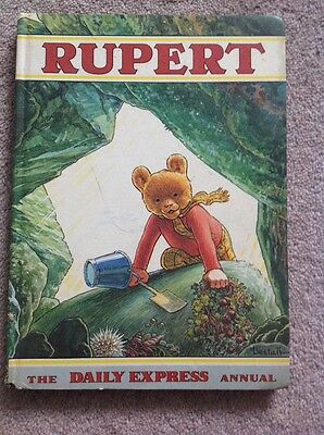 Rupert Daily Express Annual 1971 Very Good Condition