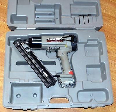 Porter Cable Bammer Cda250 15Ga Finish Nailer Cordless W/case