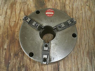 """5 1/2""""  3 Jaw Lathe Chuck made in England"""