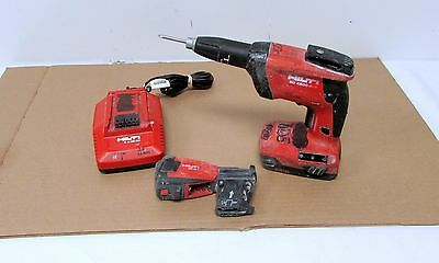 Hilti SD 4500-A18 Cordless Drywall Screwdriver with SD-M1 attachment