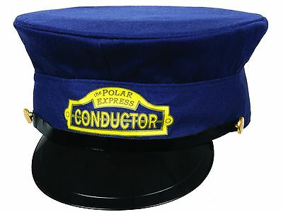 Lionel, The Polar Express Youth Conductor Hat, Item #9-51018, C10, FLE