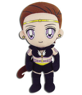 Sailor Moon Stars Starlights Star Maker Plush Toy Official License GE Animation