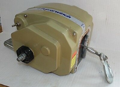 Powerwinch  235 1500LB 12V Winch