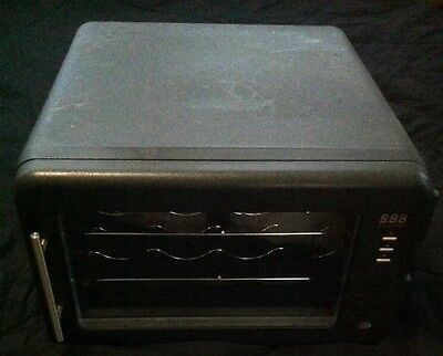 DuraBrand 8 Bottle Wine Cooler #RB-22J1A (Need Minor Work~See Details) SKU#4488