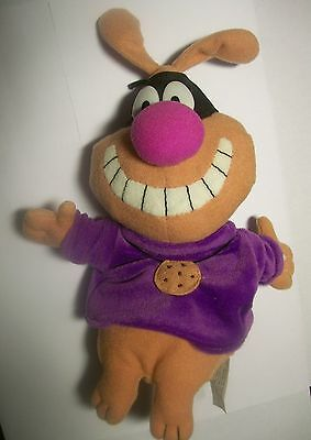 Chip The Cookie Hound Stuffed Bean Bag Toy, By General Mills (Circa 1997)