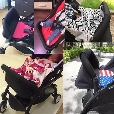 Foot Rest Extension Seat Portable Baby Stroller Accessories - No Stroller Q