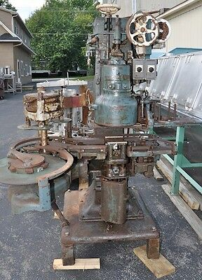 """American Can """"Canco"""" automatic can seamer Model 08"""