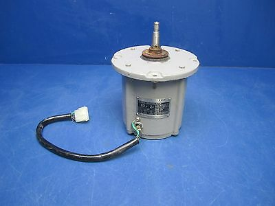 Fuji Electric 3-Phase Induction Motor MLP3075Z for MTX-150 Micro Centrifuge