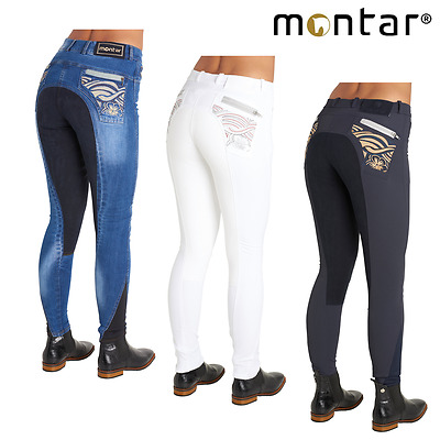 Montar Agnes Yati Ladies Breeches SALE **FREE UK Shipping**