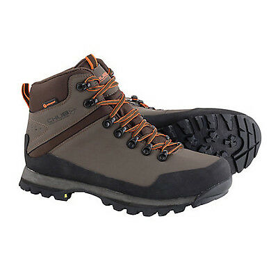 Chub NEW Carp Fishing Brown Waterproof Vantage Field Boots - 1404636