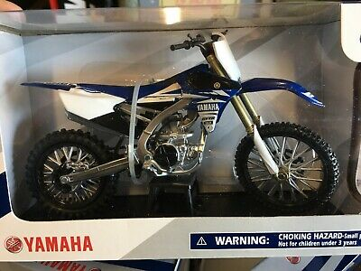 Yamaha Yzf Yz 450 F  Toy Model Diecast 1:12 Scale Gift Idea Christmas